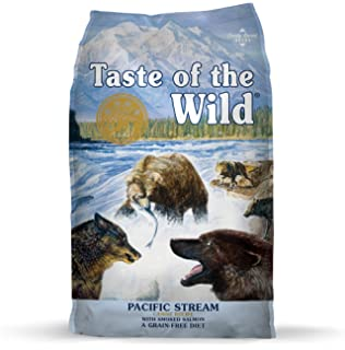 Taste Of The Wild Dog Food Reviews >> Amazon Com Taste Of The Wild Grain Free High Protein Dry Dog Food