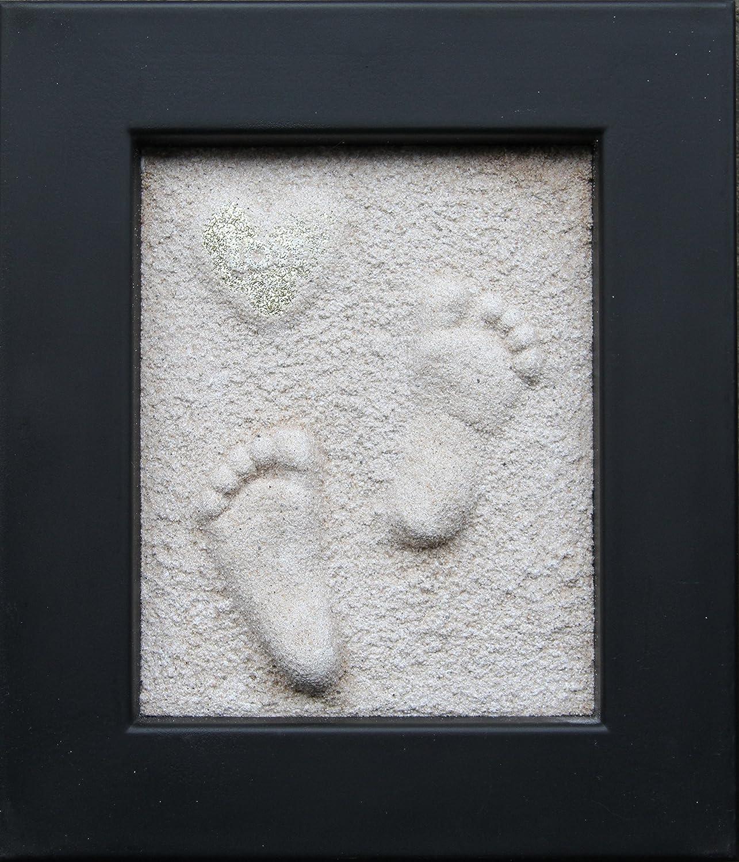 Pressions Handprint and Footprint Kit, Black 101
