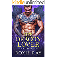 Her Dragon Lover: A Dragon Shifter Romance (Black Claw Dragons Book 3) book cover