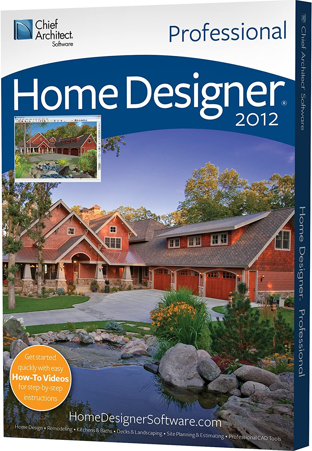 Amazoncom Home Designer Pro 2012 Download Software