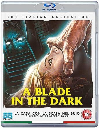 A Blade in the Dark [Blu-ray] [Reino Unido]: Amazon.es: Andrea Occhipinti, Anny Papa, Fabiola Toledo, Lamberto Bava: Cine y Series TV