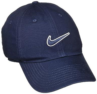 e4020f98 Nike U NK H86 Cap Essential SWSH Hat, blau, One Size: Amazon.de ...