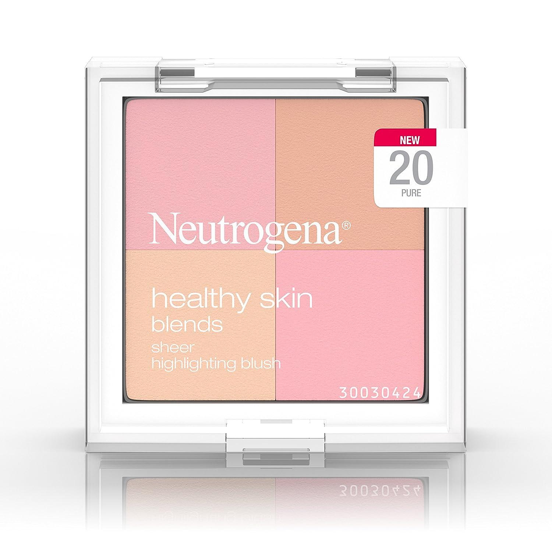 Neutrogena Healthy Skin Blends, 20 Pure, Highlighting Blush.3 Oz.