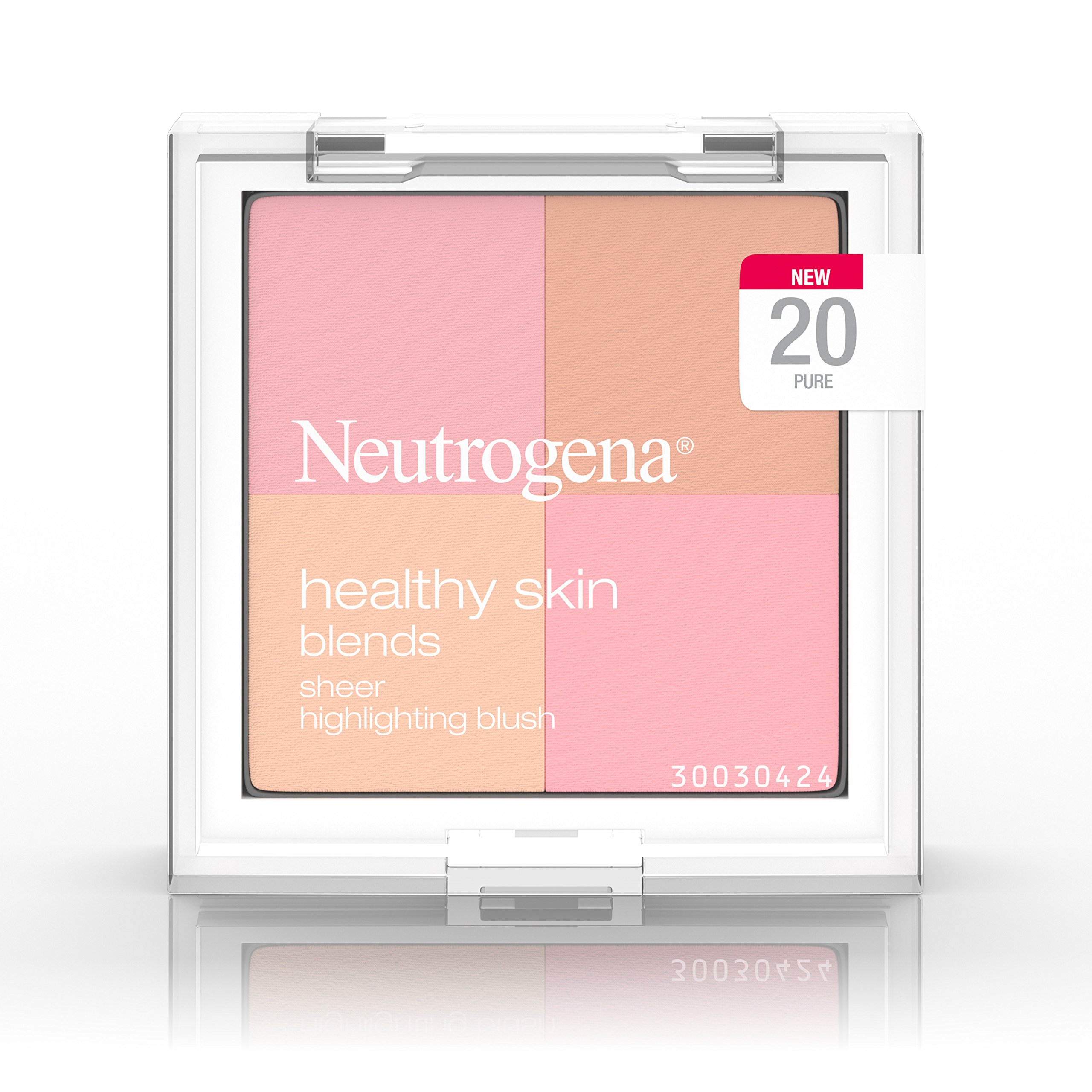 Neutrogena Healthy Skin Blends, 20 Pure, Highlighting Blush, .3 Oz.
