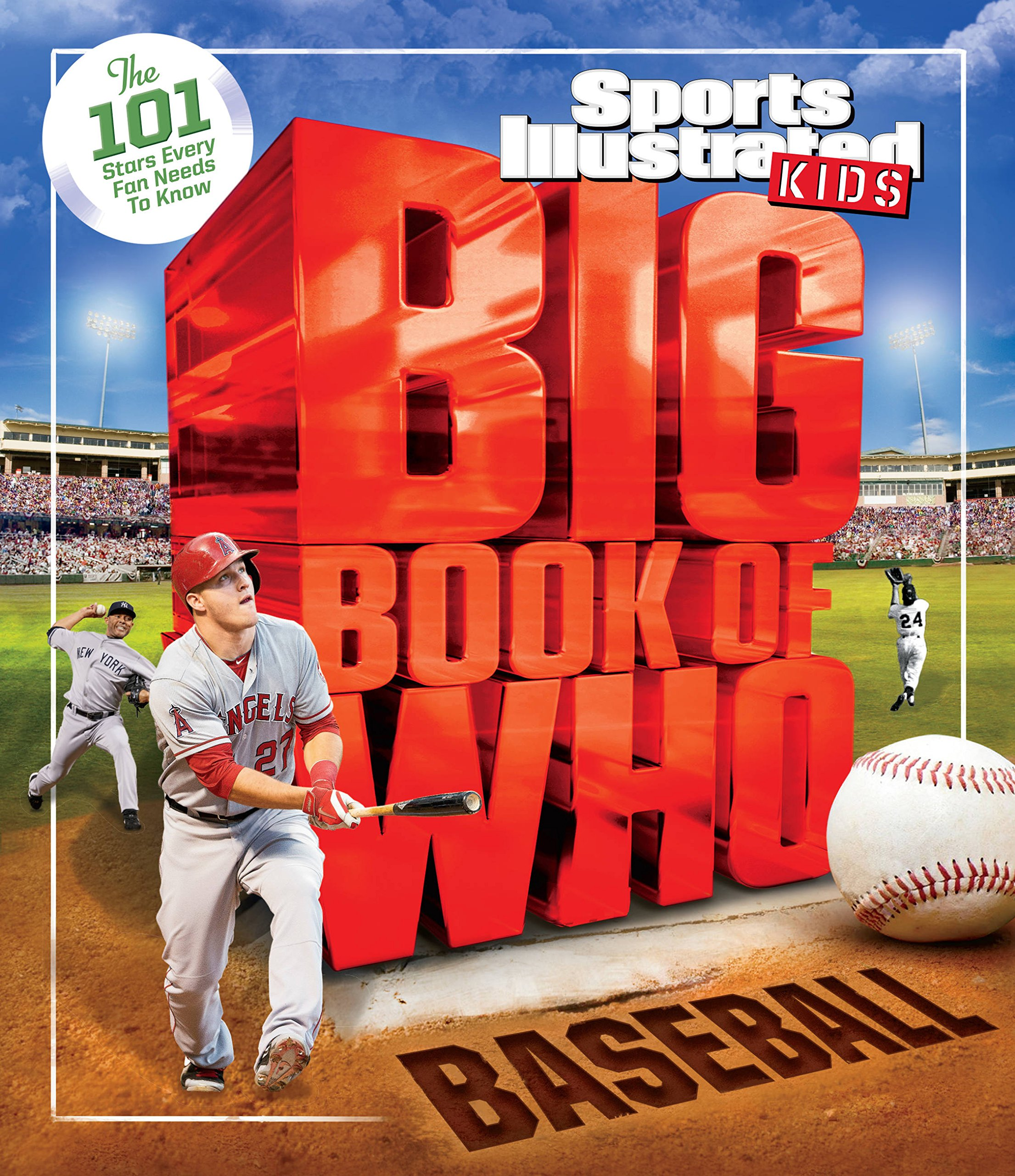 Big Book of WHO Baseball (Sports Illustrated Kids Big Books) by TIME INC