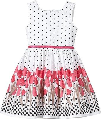Happy Girls Vestido Niñas: Amazon.es: Ropa y accesorios