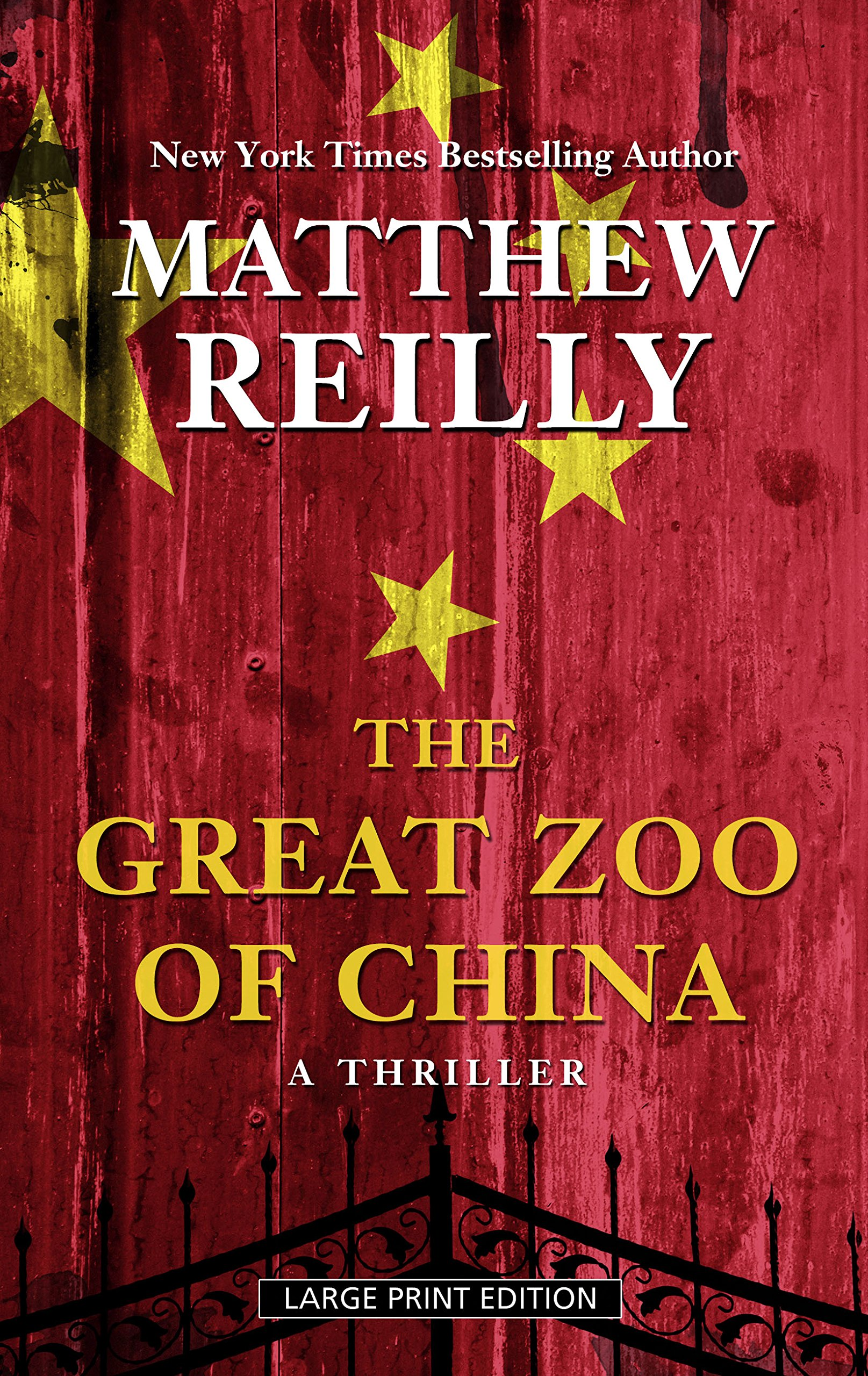 The Great Zoo Of China (Thorndike Press Large Print Thriller) ebook