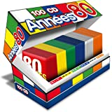Coffret 100 Cd Annees 80