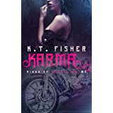 Karma (Kings of Rebellion MC Book 1): Kings of Rebellion Book 1
