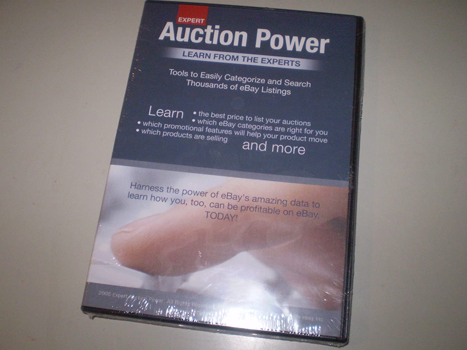 Expert Auction Power - Learn from the Experts by e-bay by e-bay: Amazon.es: Juguetes y juegos