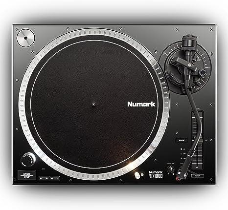 Numark TT250USB   Plato giradiscos de DJ Profesional de Tracción ...
