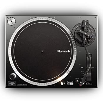 front facing numark ntx1000