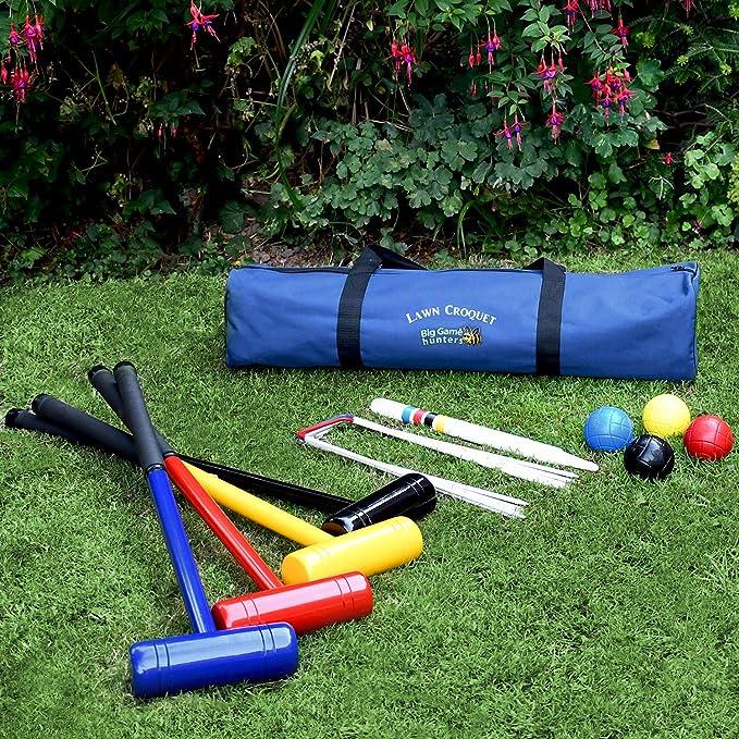 Garden Games Limited - Juego de puntería: Lawn Croquet ...