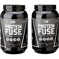 Kit 2x Whey Protein Fuse 900g Dark Lab (Baunilha)