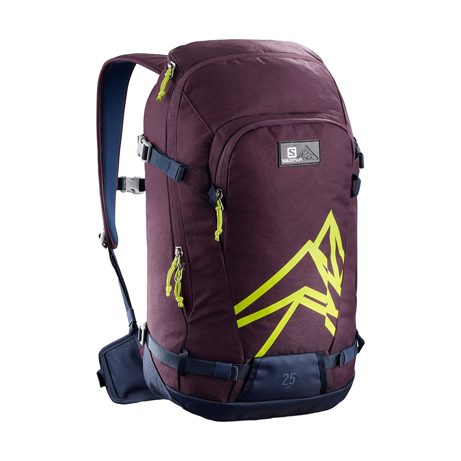 ac3dc16ba3 SALOMON BAG SIDE 25 Backpack - Multicolour (Maverick Acid Lime)