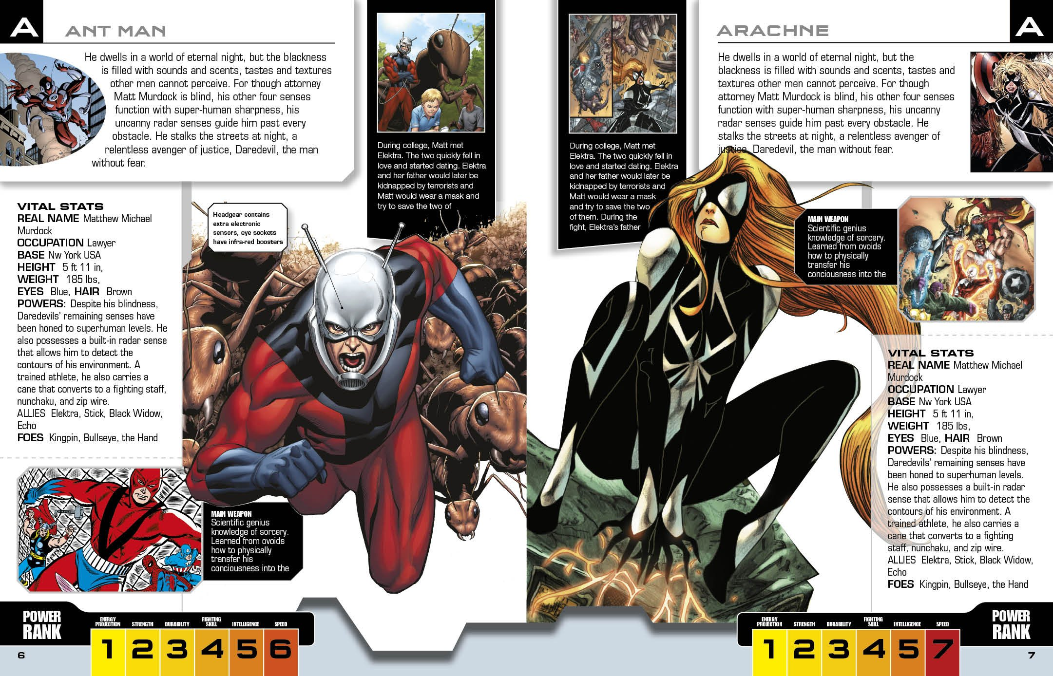 Marvel Avengers The Ultimate Character Guide (Dk): Amazon co