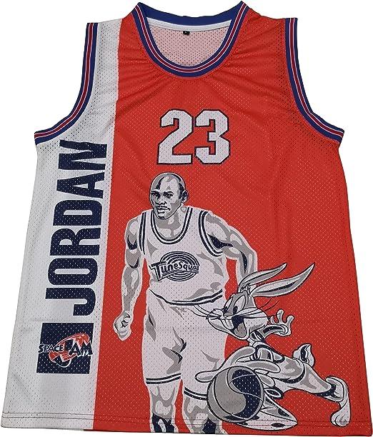 Amazon.com: Michael Jordan Space Jam #23 Tune Squad ...