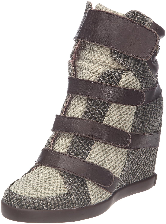 c93552a41be127 Lollipops Milou Wedge, Damen Sneaker, Braun (brown) EU 35: Amazon.de:  Schuhe & Handtaschen