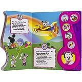 Minnie Mouse Musical Book (Disney Minnie: Play-a-Song)