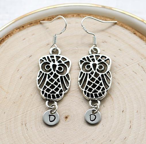 Amazon Origami Owl Earrings For Women 925 Sterling Silver