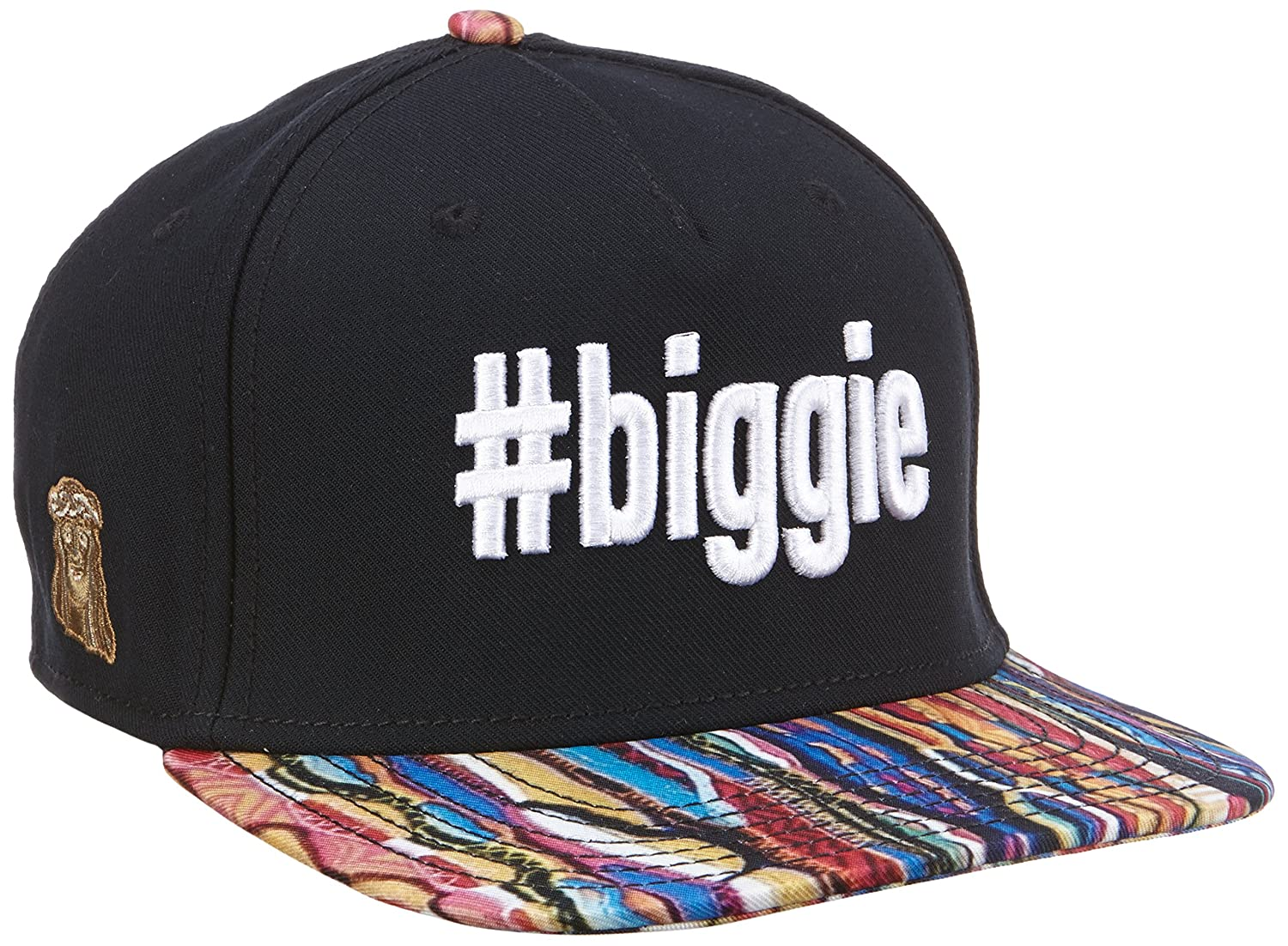Cayler & Sons Kappe Biggie - Gorra, Color Negro/Blanco, Talla ...
