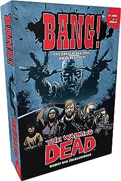 Heidelberger HE820 Bang The Walking Dead, Juego: Amazon.es: Juguetes y juegos