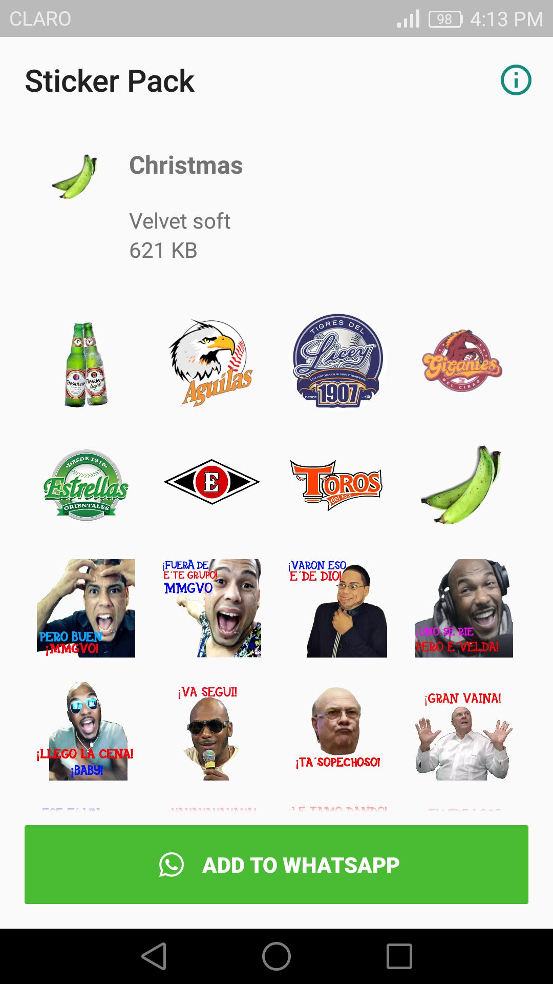 Memes Con Frases Stickers En Espanol Para Whatsapp Apk 8 1