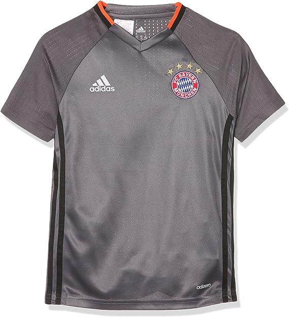 adidas Fcb Trg Jsy Y Camiseta Entrenamiento Fc Barcelona, Niños ...