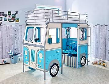 Kinderbett junge bus  Worlds Apart 68EBQ01 De Van Bett für Jungen: Amazon.de: Küche ...