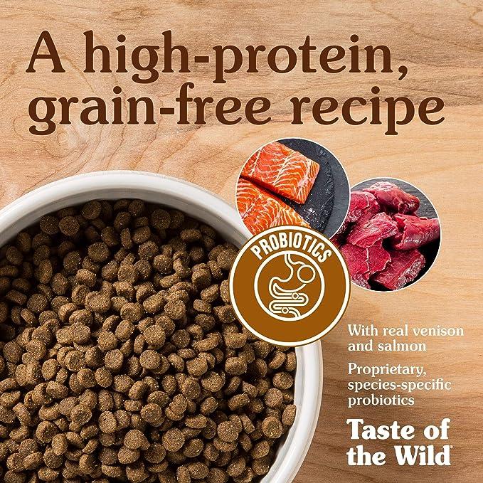Taste of the wild Rocky Mountain gatos 6,8kg: Amazon.es: Productos ...