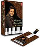 MUSIC CARD - MUSICAL MAESTROS A.R. RAHMAN