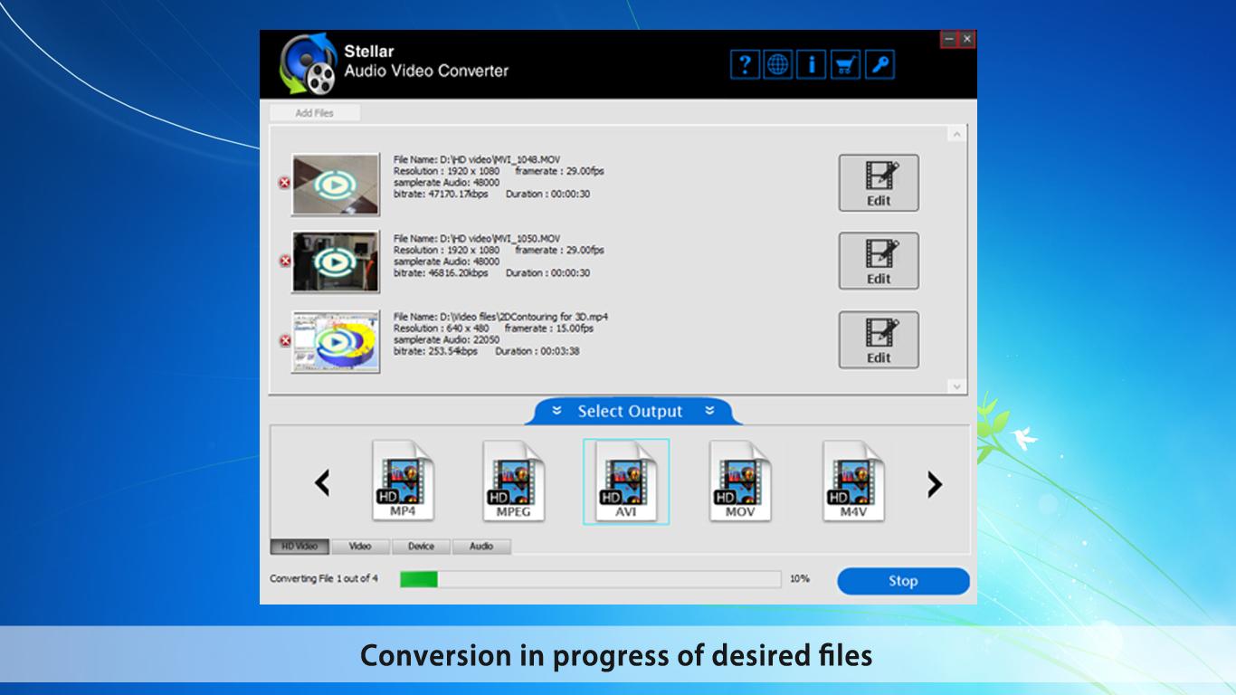 The best free video converter