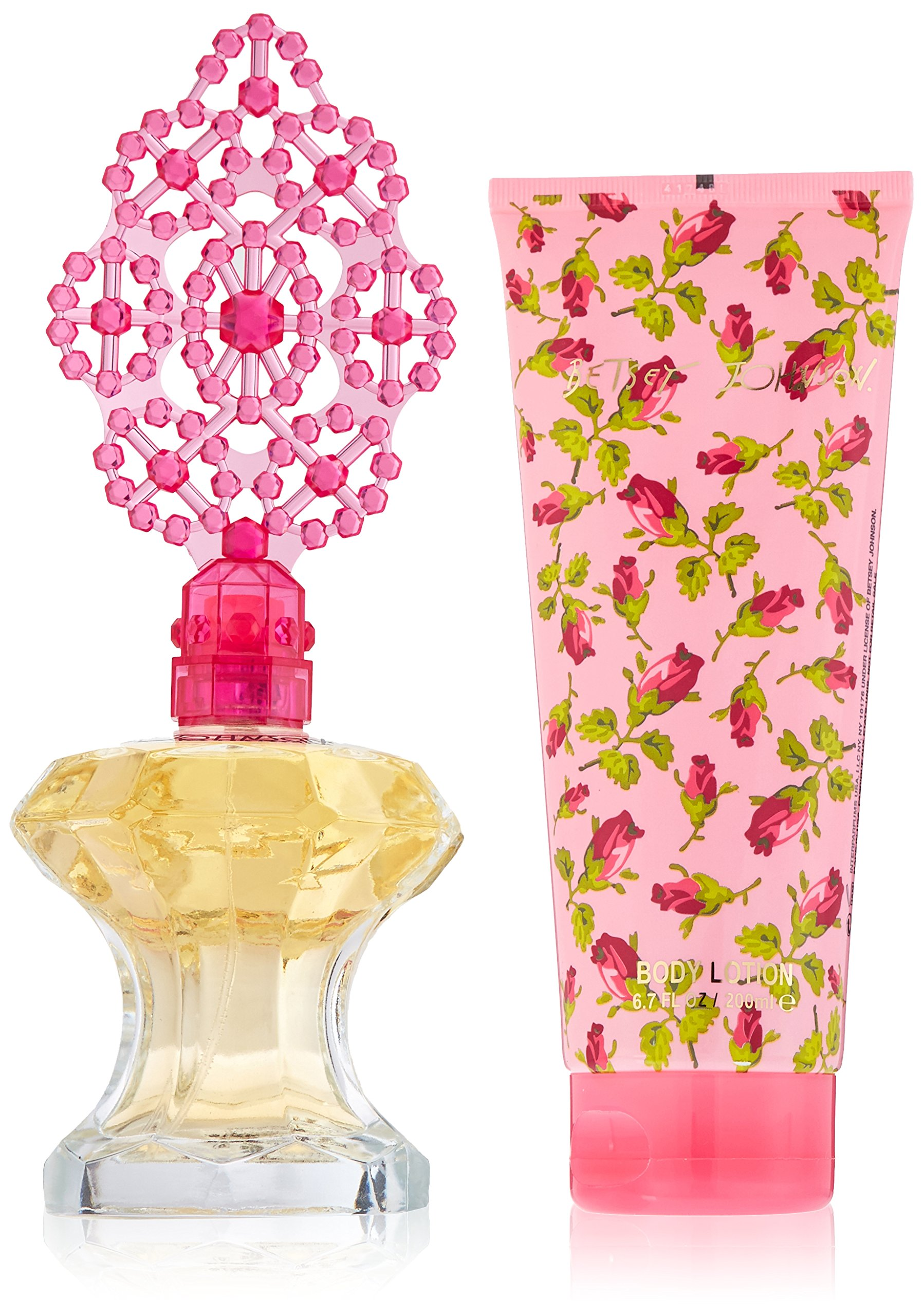 Betsey Johnson for Women Gift Set