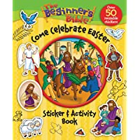 The Beginner's Bible Come Celebrate Easter Sticker and Activity Book
