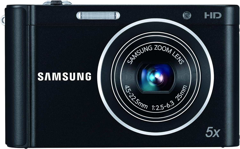 Samsung St66 Digitalkamera 2 7 Zoll Schwarz Kamera
