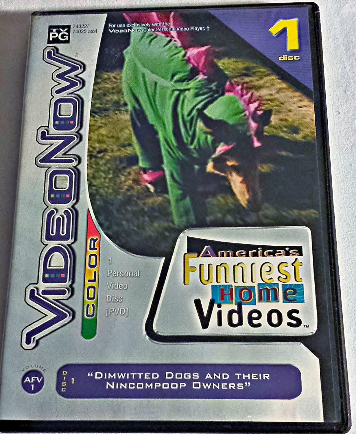 amazon com videonow america s funniest home videos toys games