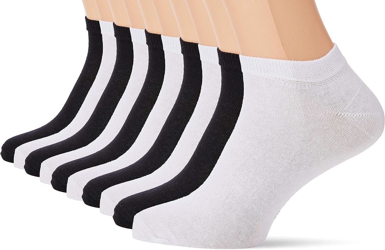 HIKARO Mens Running Ankle Socks Pack of 10 Brand