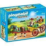Playmobil - Carruaje con Caballo (6932)