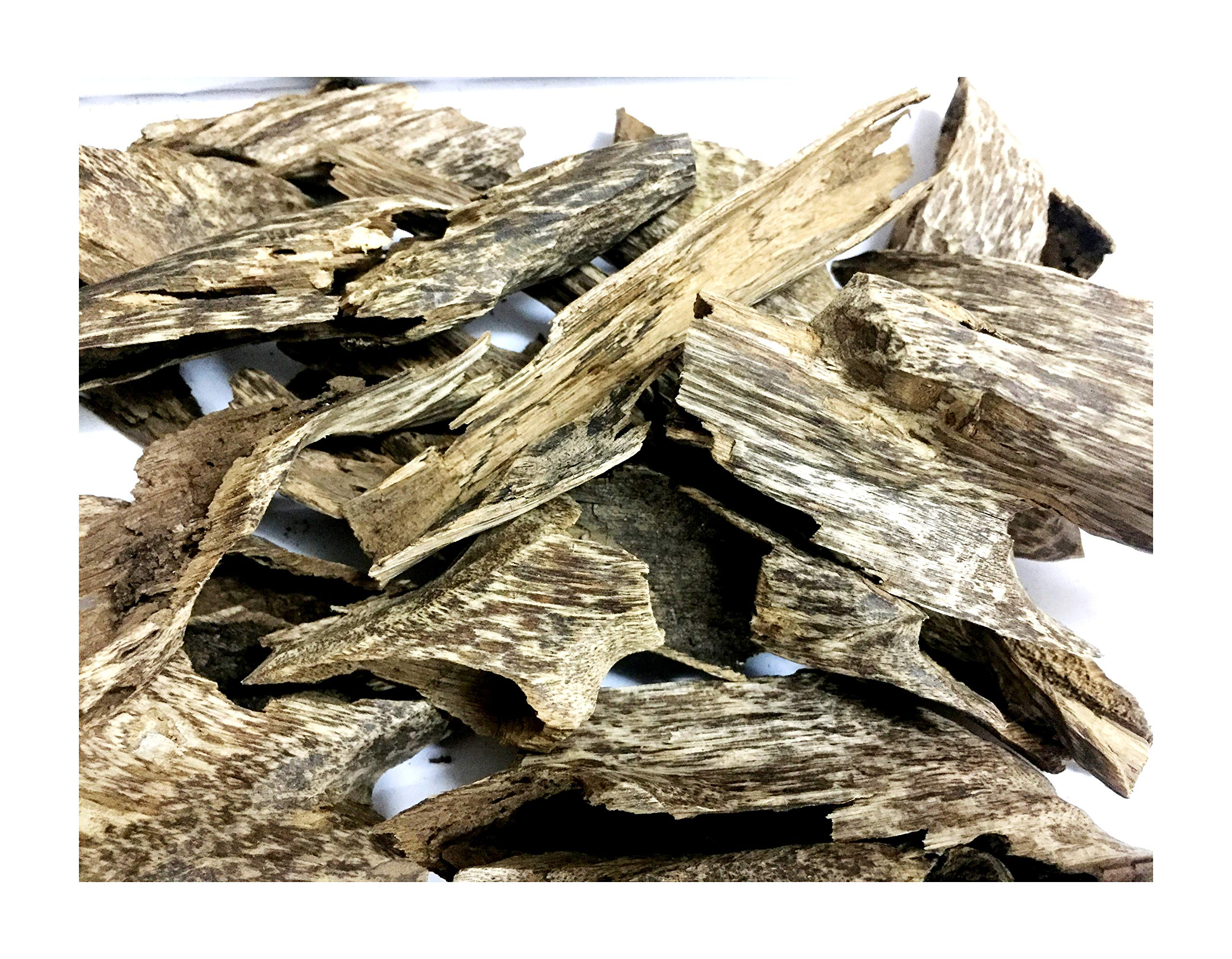 Agarwood Chips Oud Chips Incense Aroma   Natural Wild and Rare Agarwood Chips from Oudwood Vietnam   Pure Material Grade A++ (50 Grams) by Oudwood Viet Nam