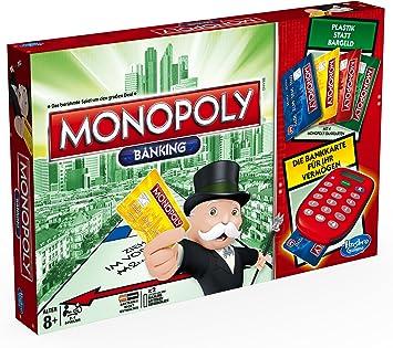 Hasbro Gaming - Monopoly electrónico, Juego de Mesa (versión en ...