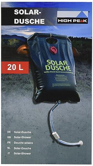 Cao Camping Solar-Dusche 20 l