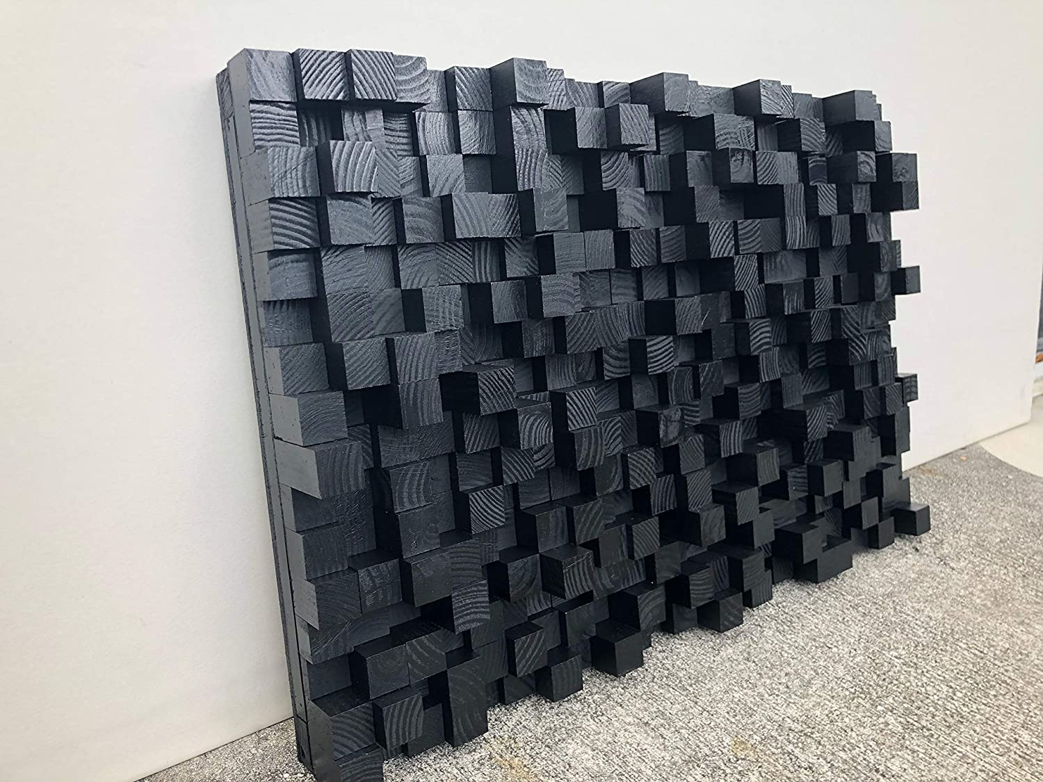 9x New Quality SOLID Diffuser wall acoustic panel sound studio home