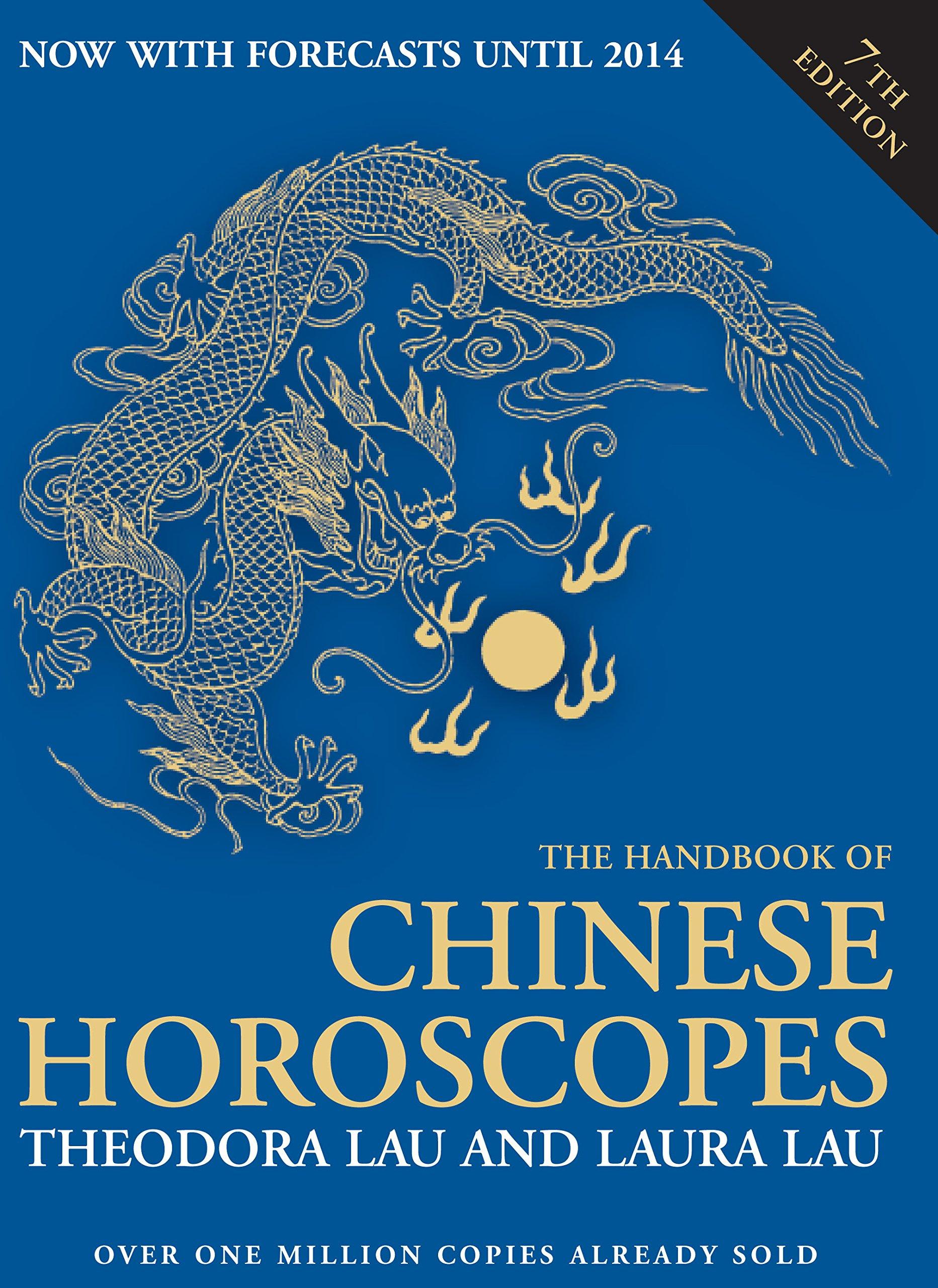The Handbook Of Chinese Horoscopes Theodora Lau 9780285640467