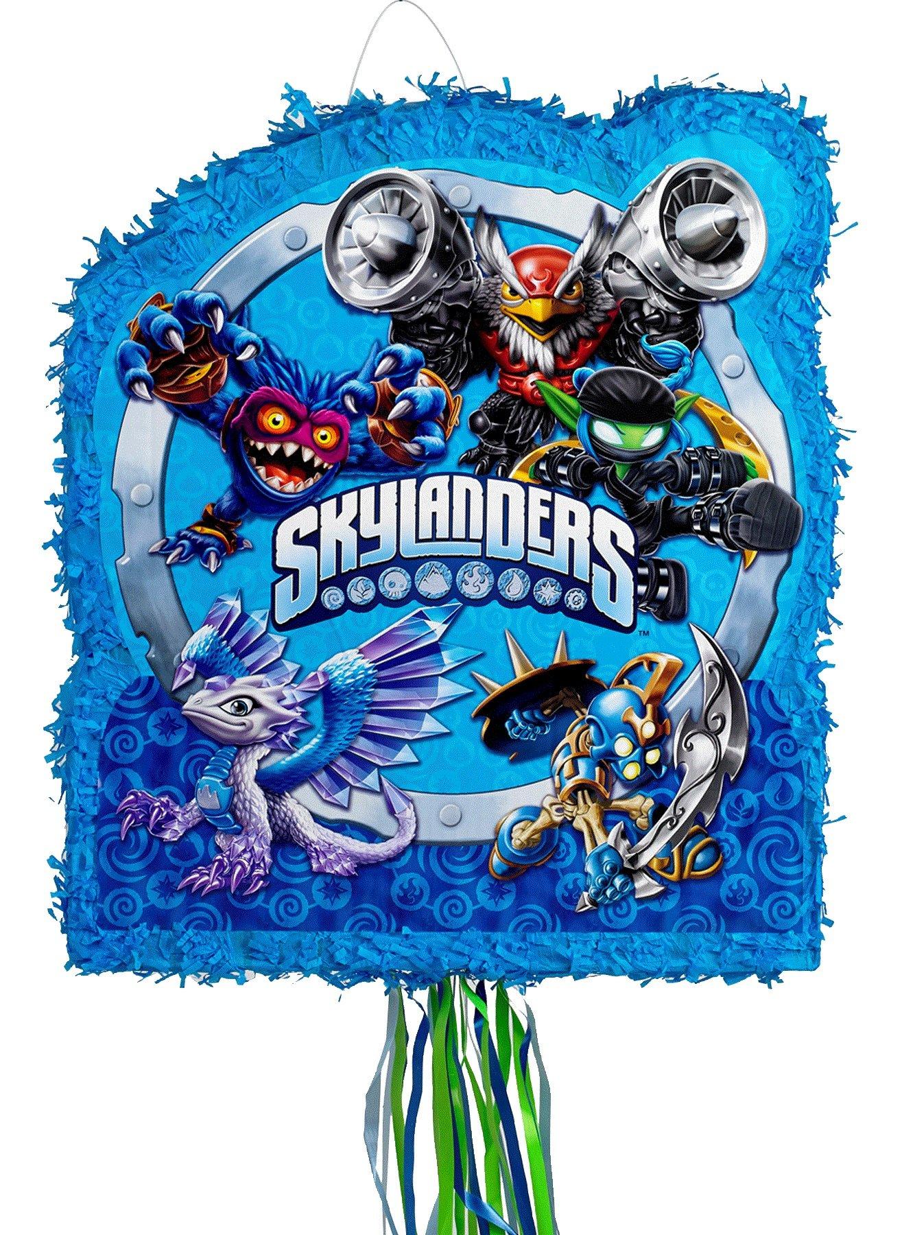 Skylanders 21in Pull String Pinata
