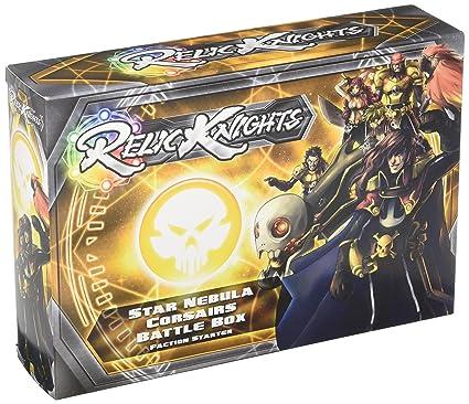Ninja Division Star Nebula Corsairs Battle Box Game