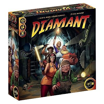 IELLO Diamant Game: Toys & Games