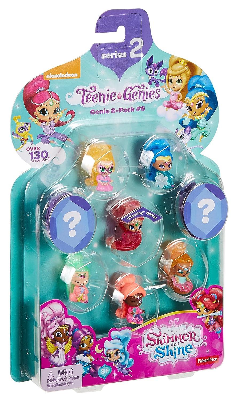 Fisher-Price Nickelodeon Shimmer /& Shine 8 Pack Series 2 Genie Teenie Genies #6
