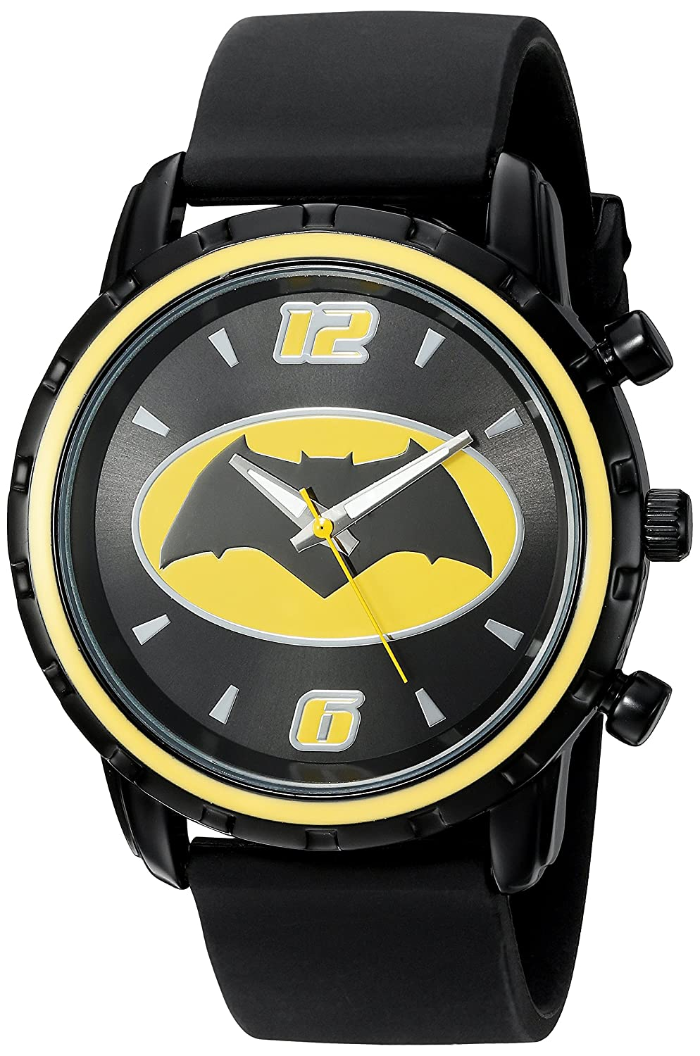 Quartz WatchColor Casual Comics And Men's Dc blackmodelBvs9035 Metal Silicone QdstrChxB
