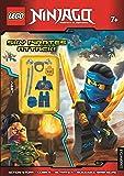Lego Ninjago Sky Pirates Attack! (Activity Book with Minifigure)