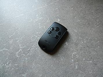 2d5268ff4c9617 Télécommande portail SOMFY KEYTIS NS 4 RTS  Amazon.fr  Bricolage